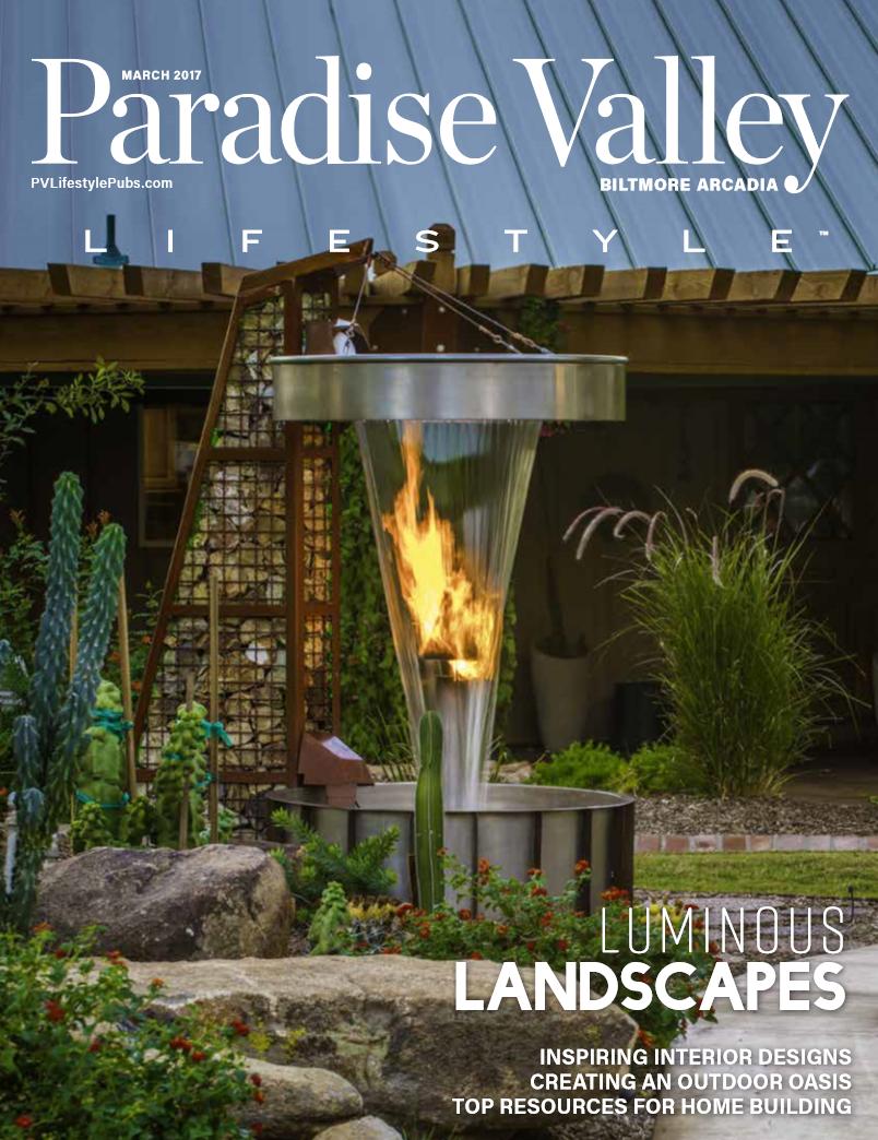 Landscape Design Phoenix Landscaper Az Mountainscapers